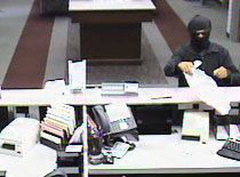 Bond was set at $50,000 for a man (pictured above) who police say threatened to detonate a bomb...