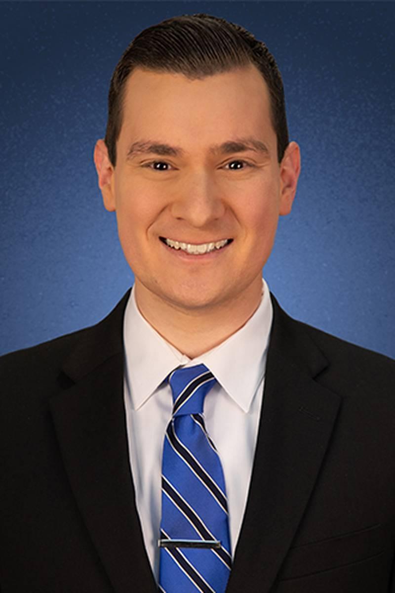 Headshot of Chris Holtzman, AMS Certified Meteorologist