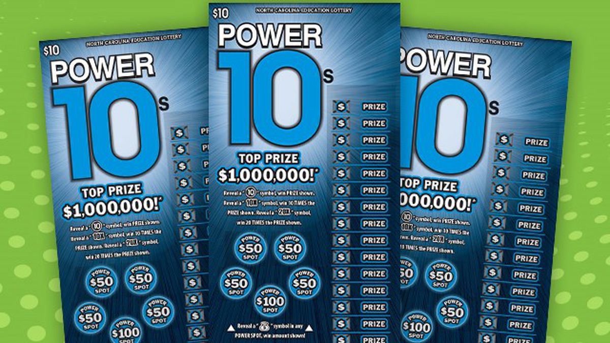 A South Carolina woman won a $1 million lottery prize and plans to put the funds toward a first...
