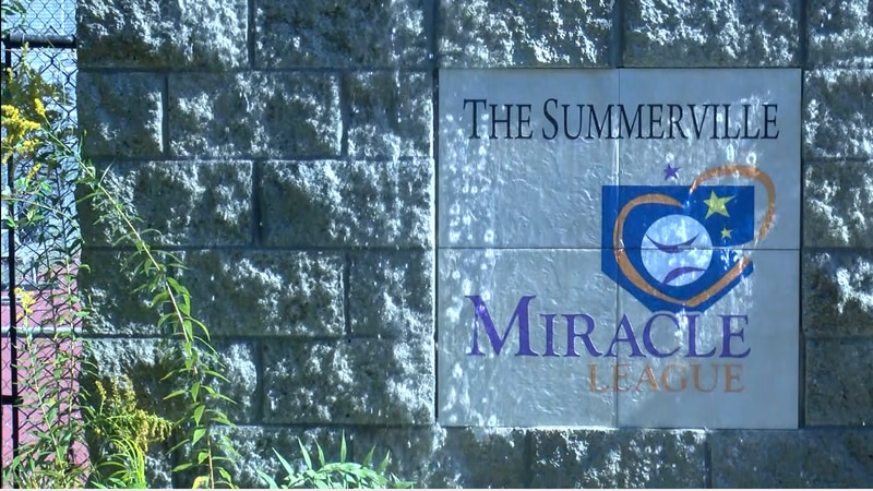 The Summerville Miracle League says its mission is to enhance the lives of people with special...