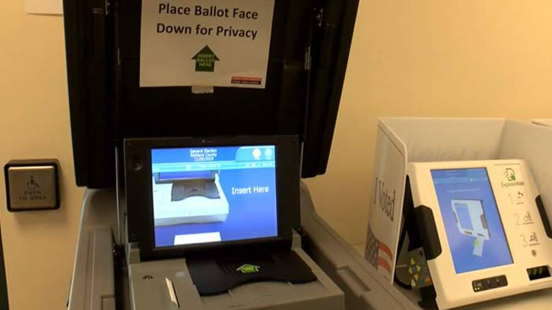 In-person absentee voting begins Monday for parts of the Lowcountry.