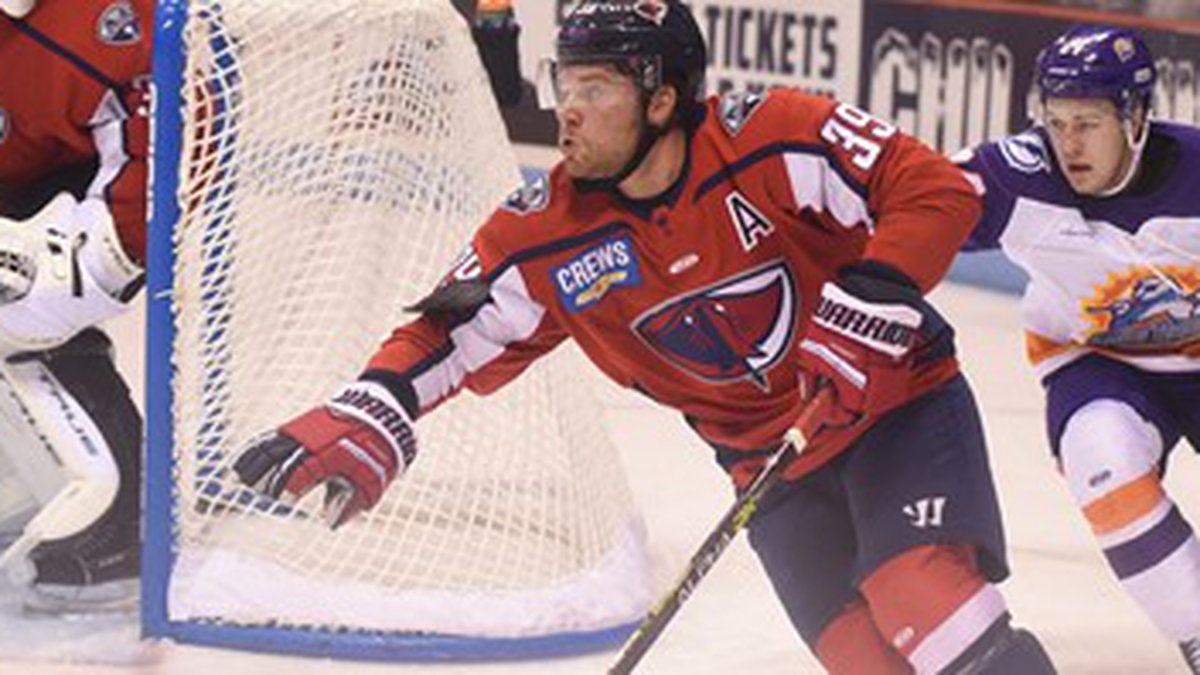 The Stingrays dropped their 2nd game to Orlando in 3 days on Friday with a 5-3 loss