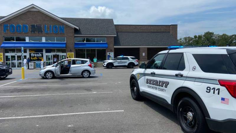 The Dorchester County Sheriff's Office responded Tuesday to the Food Lion at Highway 78 and...