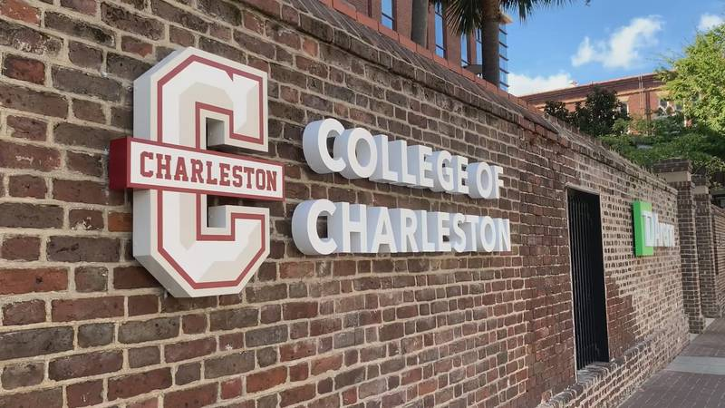 The College of Charleston is not requiring students to get the COVID-19 vaccine, it is strongly...
