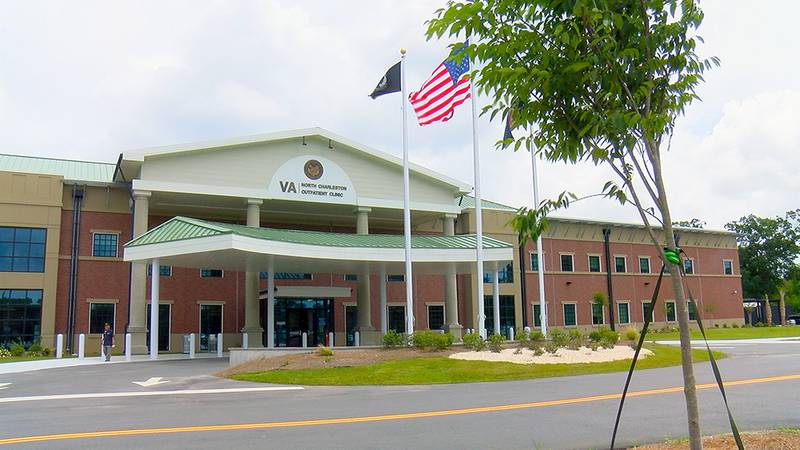 The new VA outpatient clinic set to open this week in North Charleston has many veterans...