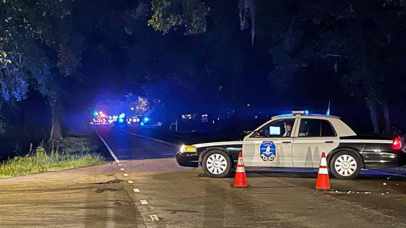 The crash, which left one person dead and a second hospitalized, happened at approximately...