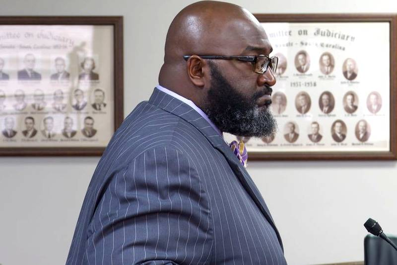 South Carolina Department of Juvenile Justice Director Freddie Pough submitted his resignation...