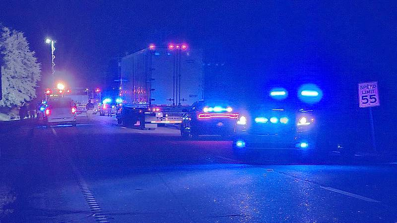 The South Carolina Highway Patrol says a Cross man is facing charges after leaving the scene of...