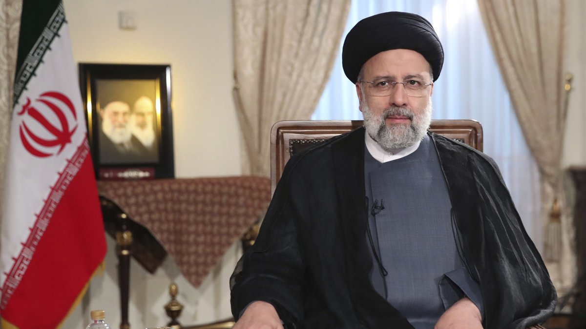 In this photo released by the official website of the office of the Iranian Presidency,...