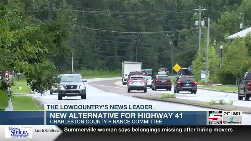 VIDEO: New alternative for Highway 41