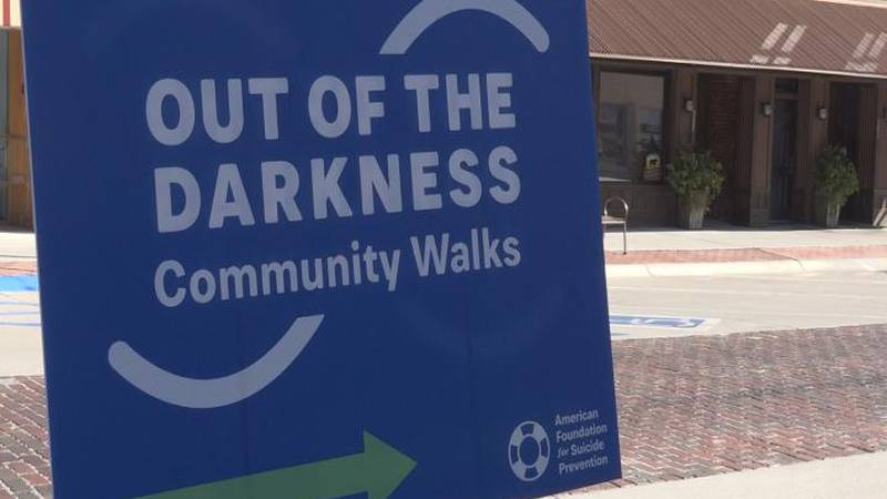 The Out of the Darkness Walk increases conversations about suicide prevention.