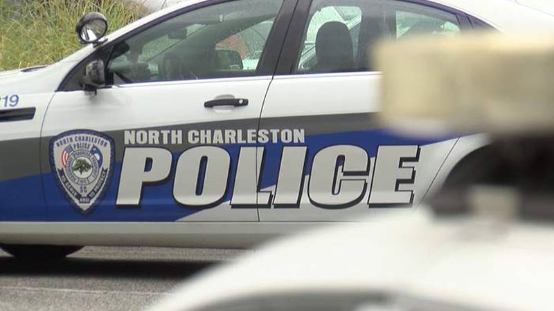 Officers say traffic lights are out at Ashley Phosphate Road and Northwoods Boulevard.