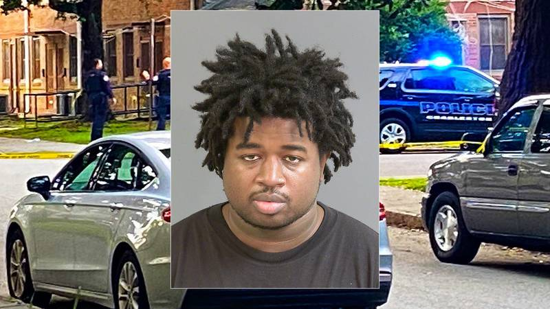 Marshall Quanshay Winfield of West Ashley was arrested on Wednesday for the shooting that...