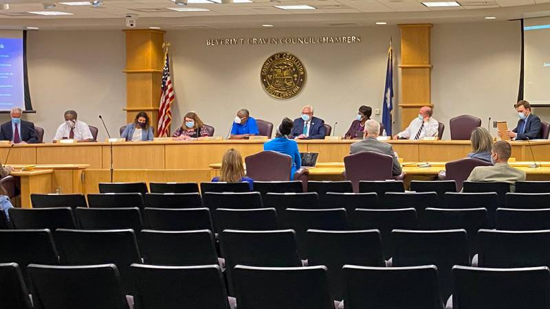 Charleston County Council has voted to mandate COVID-19 vaccines for county employees. The vote...