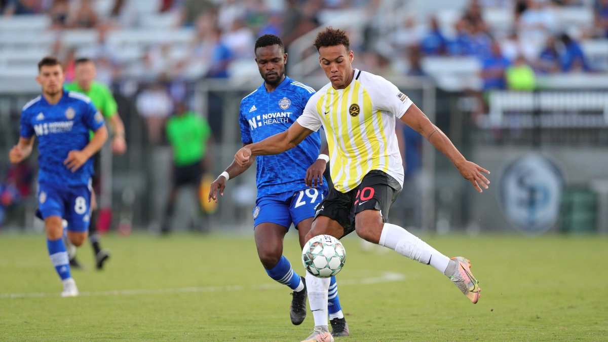 The Battery dropped their 2nd game of the season to Charlotte, 3-0 on Wednesday
