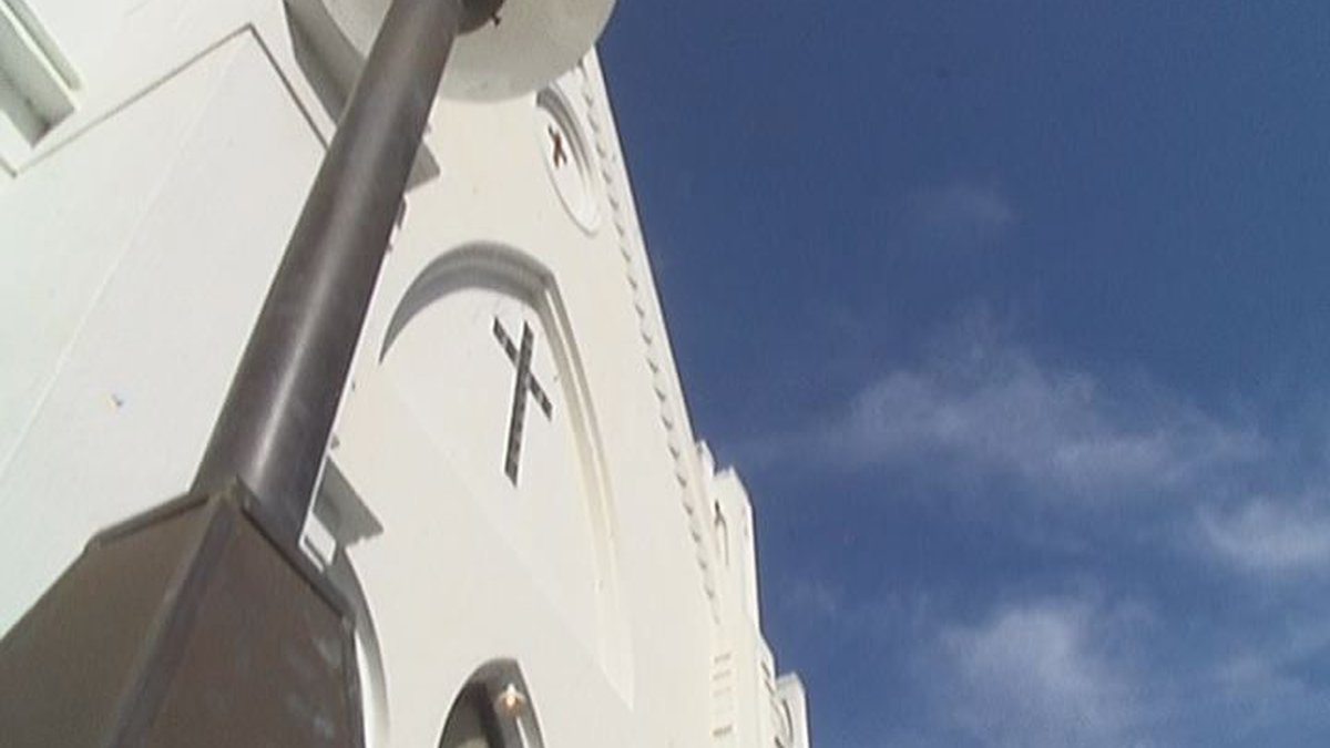 Mother Emanuel AME Church (Source: Live 5)