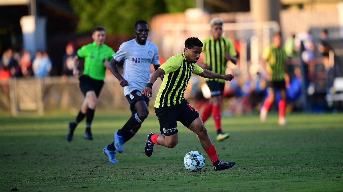 The Charleston Battery dropped their home opener on Friday losing to Charlotte, 3-0