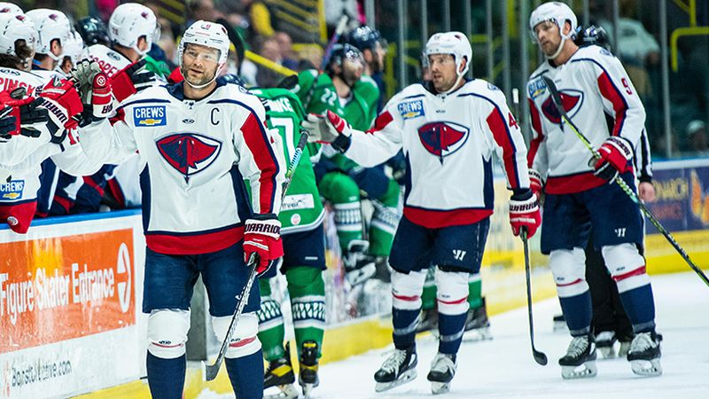 Cherniwchan, Cooper Each Score Twice in Game 4 Victory over Everblades