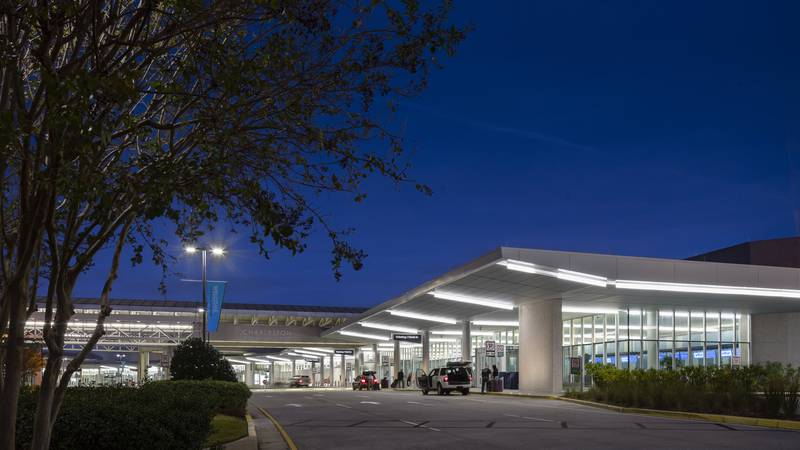 Charleston International is looking to fill positions for curbside control specialists, which...