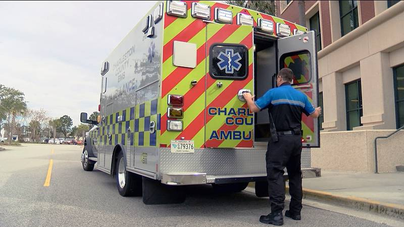 With area growth straining the Charleston County EMS services, county leaders are looking to...