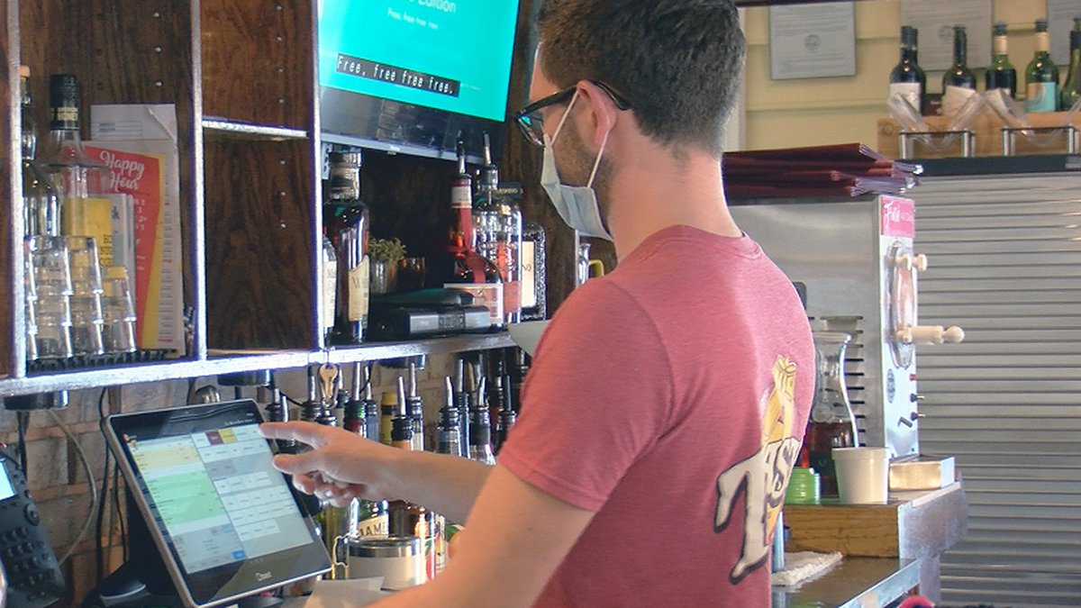 Restaurants are trying to add wage and bonus incentives to try and bring more people in.