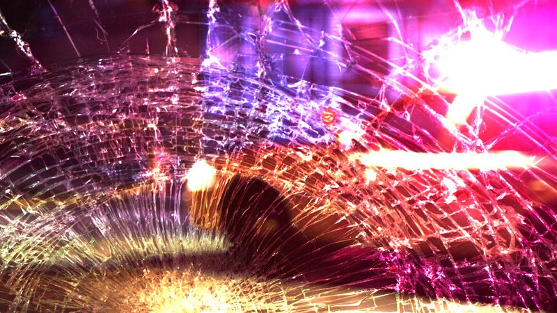Troopers say the collision happened at 12:26 a.m. Tuesday when a Volkswagen struck the rear of...