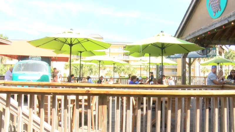 Lowcountry businesses saw large crowds on Memorial day and throughout the weekend, despite some...