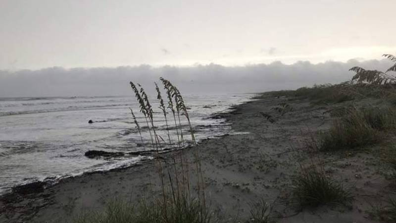 Lowcountry beaches braced Monday for dangerous storm surges and a high risk of rip currents as...