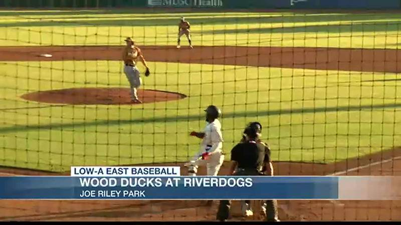 Wood Ducks Force Game Five with 9-3 Win over RiverDogs