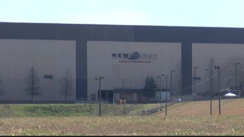 New Indy paper plant