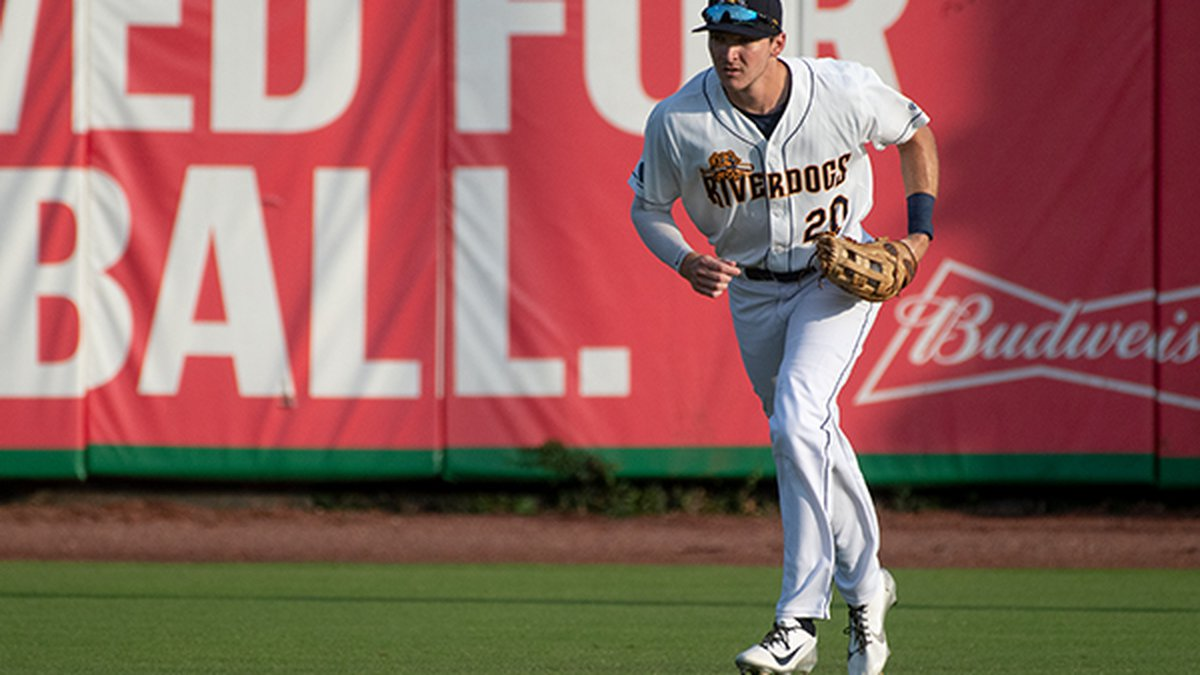 The Charleston RiverDogs finished off their third sweep of the season with an 8-1 takedown of...