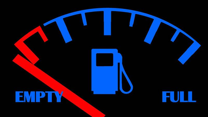 Gas prices in Ohio briefly dipped below $2 in Ohio.