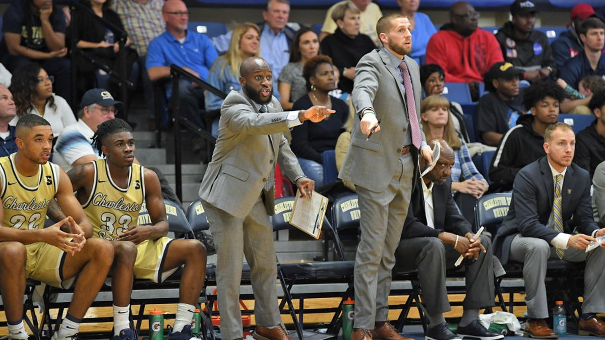 CSU assistant Thomas Butters was promoted to Associate Head Coach on Wednesday