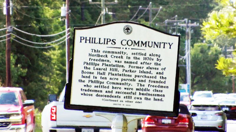 One of the few surviving African American settlement communities in Charleston County may...