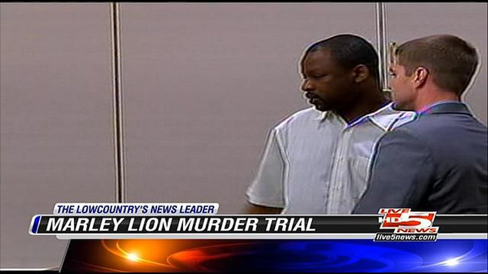 Julius Brown in court on Tuesday.