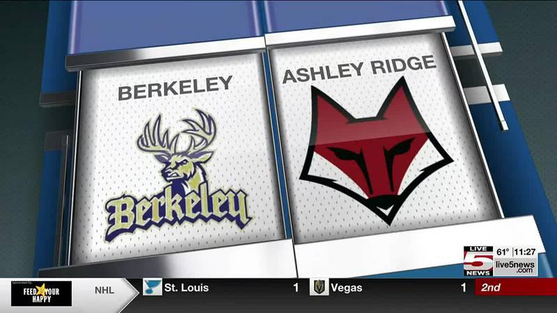 VIDEO: Ashley Ridge, Summerville, Stratford advance in volleyball playoffs