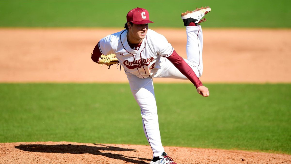 CofC pitcher Jordan Carr signed a deal with the Minnesota Twins