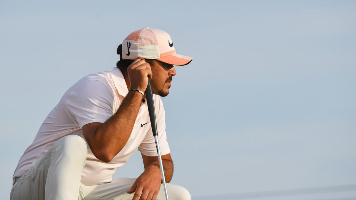 Brooks Koepka officially committed to the Palmetto Championships in Congaree on Tuesday