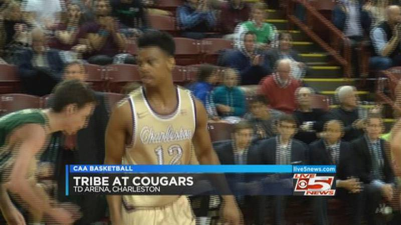 Video: CofC falls at home to William & Mary