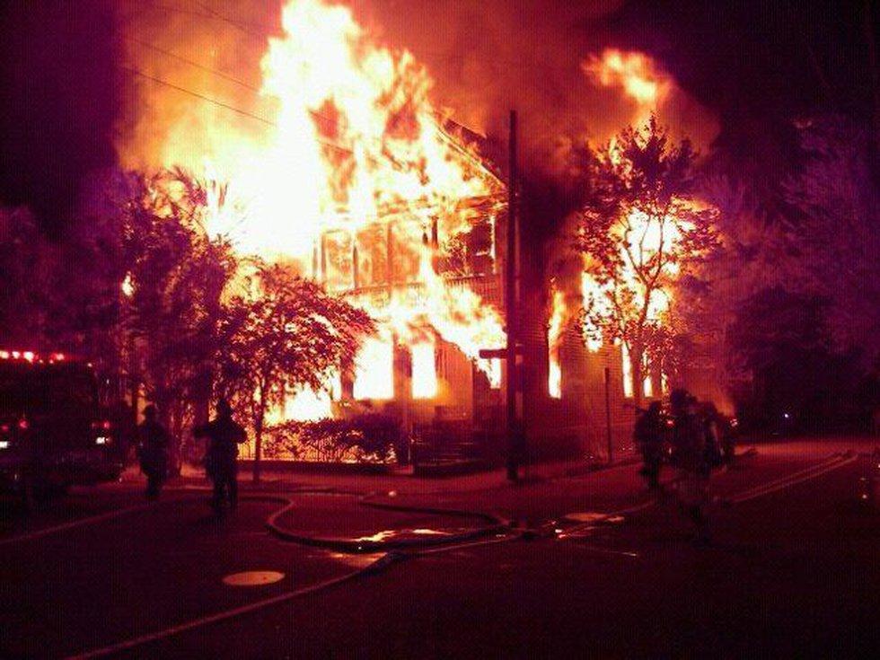 A Jun. 30, 2011 fire at 563 Rutledge Avenue.