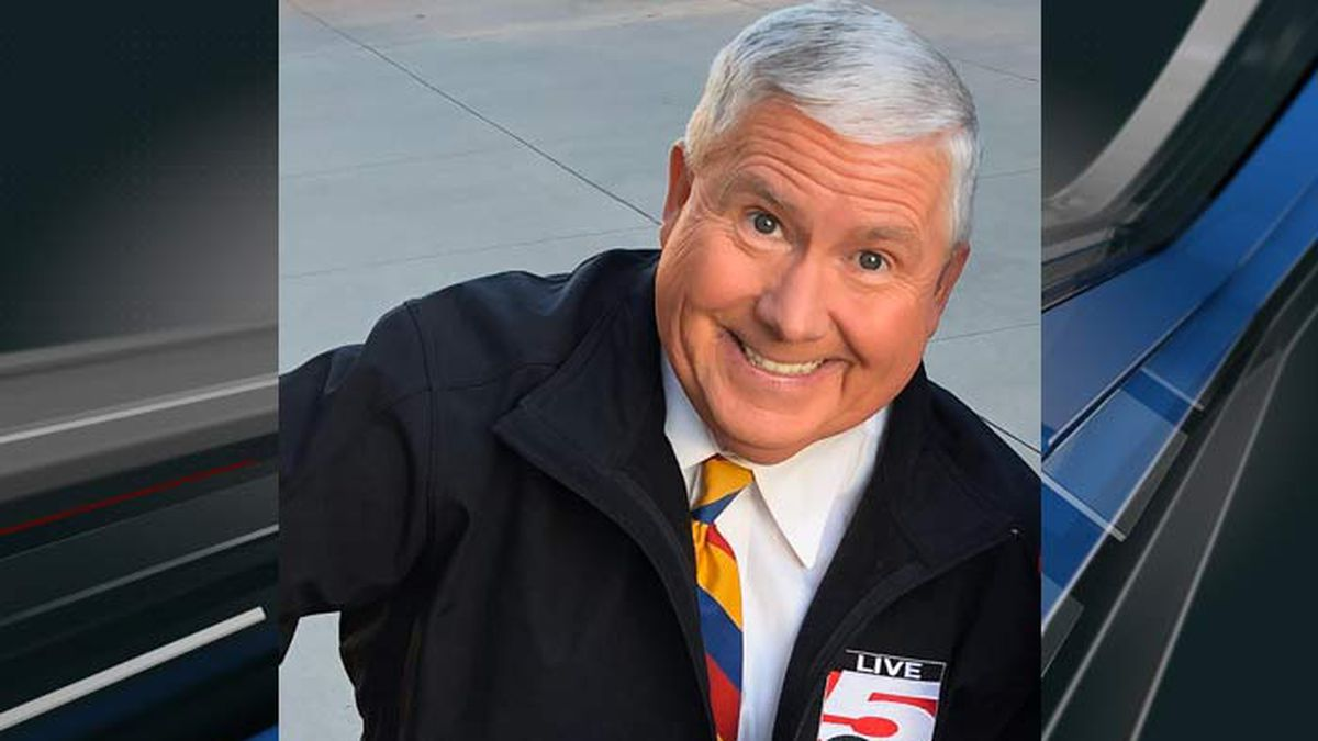 """Chief Meteorologist Bill Walsh will host """"Live 5 Classroom"""" Tuesday on the Live 5 News Facebook..."""