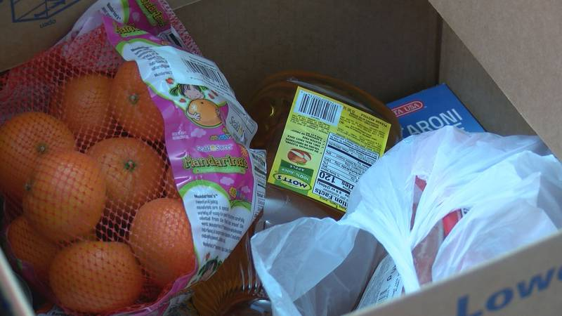 A Lowcountry non-profit says they have organized two food distributions coming up this week.
