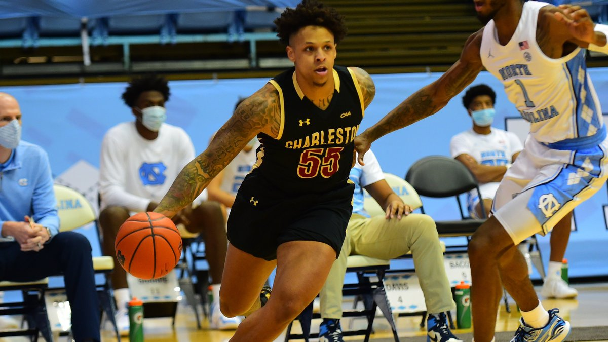 Brevin Galloway had 15 points in a losing effort as the College of Charleston dropped their...