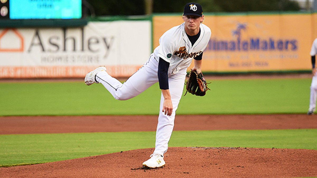 The RiverDogs dropped their series opener to Columbia on Tuesday for their 3rd loss in a row
