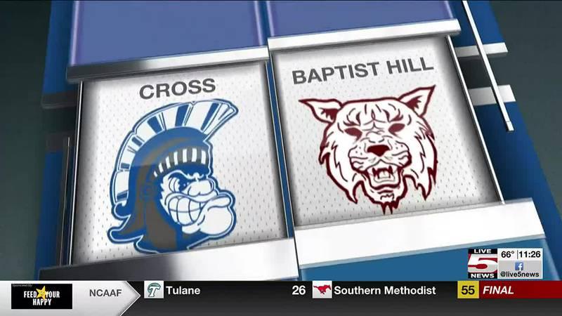 VIDEO: Baptist Hill, Hanahan get wins in football on Thursday