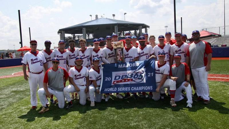 North Charleston defeated the team from Ozark, Alabama on Wednesday to win their 9th Dixie...