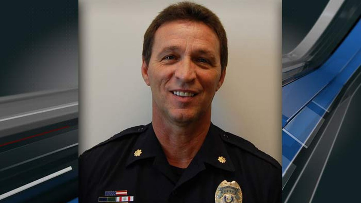 Deputy Police Chief Dale McDorman has been named the interim chief of the department, Beaufort...