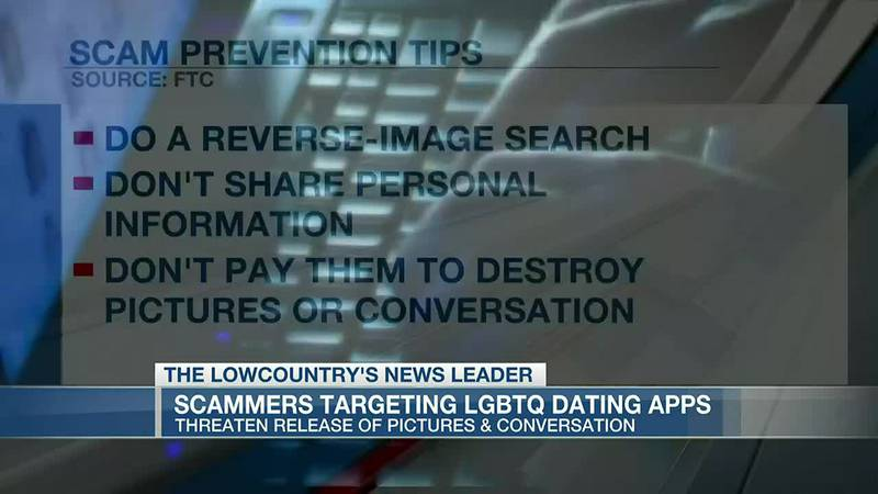 VIDEO: Live 5 Scambusters: Scammers targeting LGBTQ dating apps