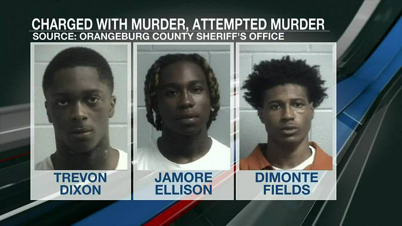 VIDEO: Investigators arrest two more suspects in shooting that killed 2 women, injured another