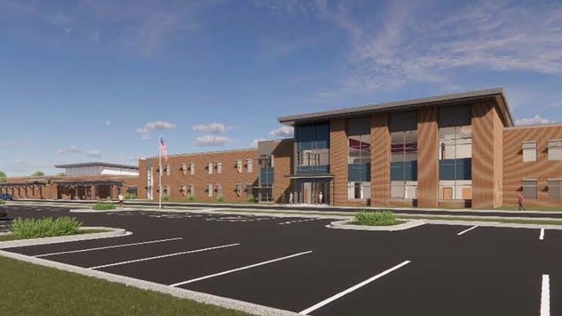 The $35 million project is funded by a bond referendum passed last year by the county.